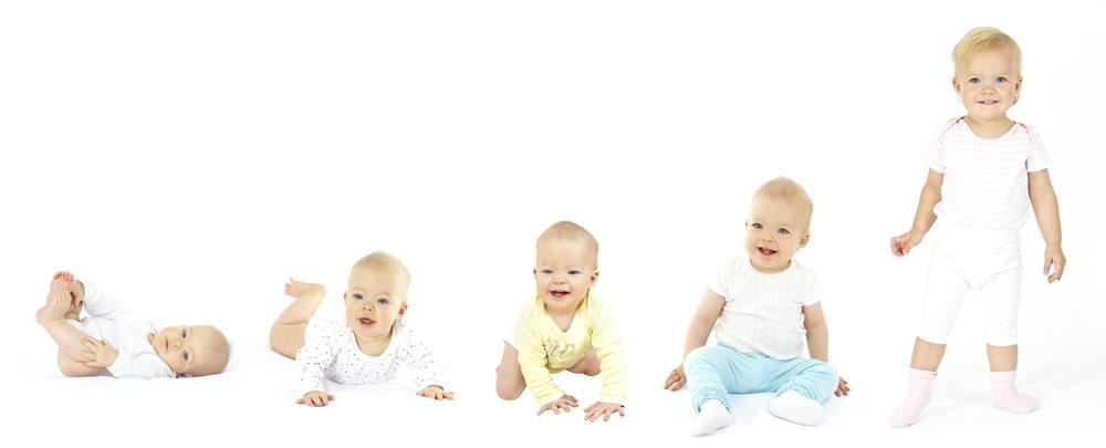 Bekken og Barn Babymassasje